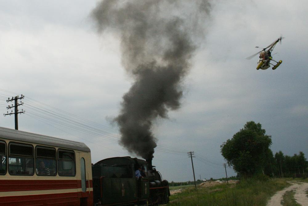 Helicam, Lokomotywa, 2008