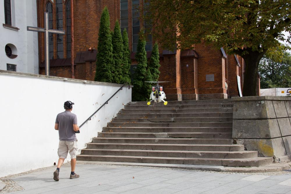 Helicam, film promujący miasto Białystok, 2010