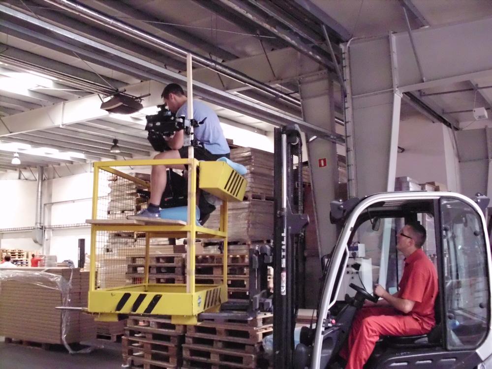 Drofiak Steadicam 2011, film korporacyjny, TOFI PRODUCTIONS