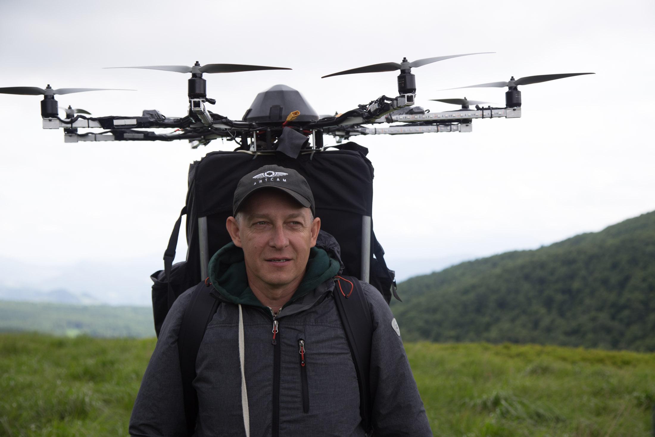2016 Dron Bieszczady 09