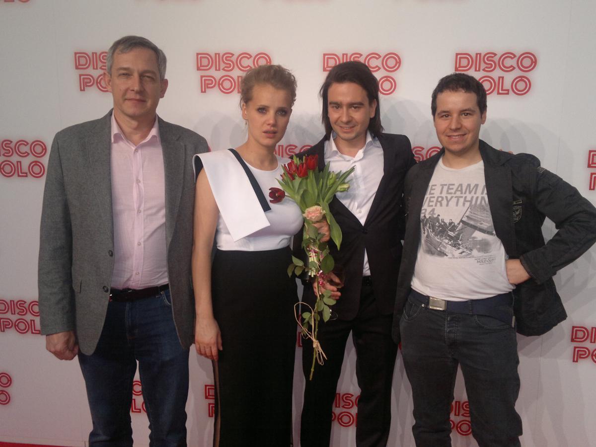 Disco_Polo_07 Artur Gajdziński, Maciej Bochniak, Joanna Kulig, Jacek Drofiak