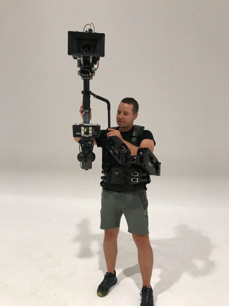 2019r. Jacek Drofiak Steadicam, High-mode